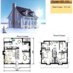 Проект дома до 150 кв.м №9