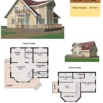 Проект дома до 150 кв.м №3
