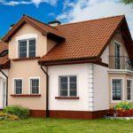 Двухэтажный дом из сип панелей №2