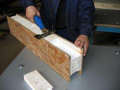 Изготовление сип панелей своими руками фото 809