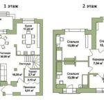 Проект-схема сип дома