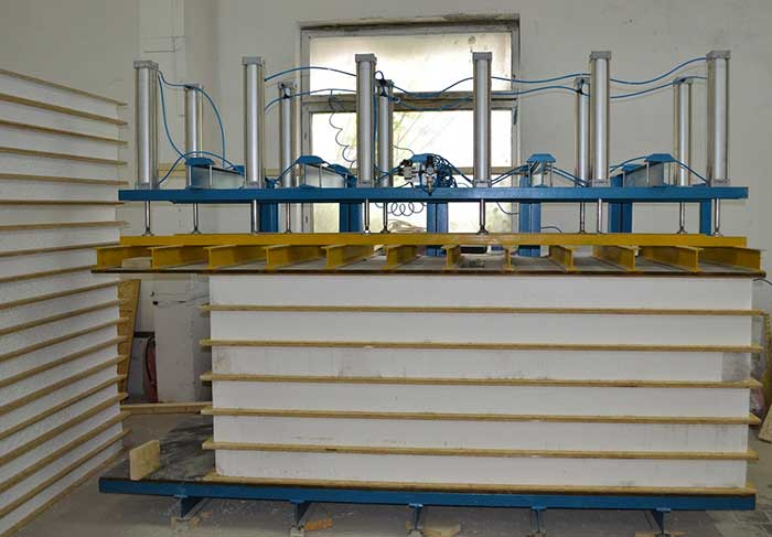 Оборудование для производства сип панелей своими руками