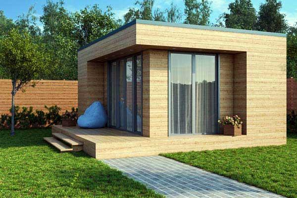 Проектирование и строительство домов и бань из клееного