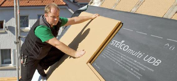 Звукоизоляция крыши дома
