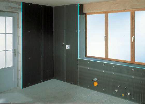 Звукоизоляция стен в сип доме