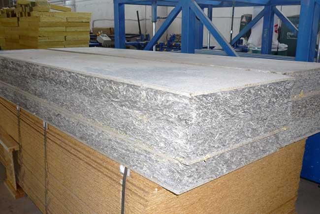 Производство фиролитовых сип панелей