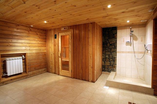 Сауны в деревянном доме своими руками 476